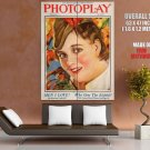Betty Bronson Actress Photoplay Cover Huge Giant Print Poster