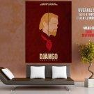 Movie Drama Adventure Django Unchained Huge Giant Print Poster