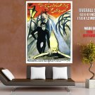 Cabinet Of Dr Caligari Film Huge Giant Print Poster
