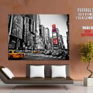 Times Square New York Manhattan Huge Giant Print Poster