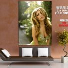 Actress Kelly Brook Model Taking Stock Huge Giant Print Poster