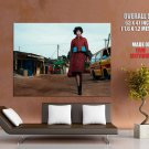 Actress Singer Model Cool As Ice Naomi Campbell Huge Giant Print Poster