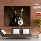 Guitarist Rock Heavy Metal Hard Steve Vai Huge Giant Print Poster