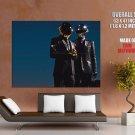 Music Daft Punk House Techno Funk Huge Giant Print Poster