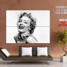 Singer Marilyn Monroe Actress Some Like It Hot Huge Giant Print Poster