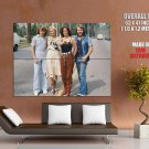 Abba Pop Rock Music Benny Andersson Singer Huge Giant Print Poster