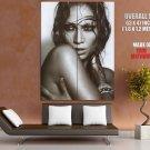 Singer Out Of Sight Actress Jennifer Lopez Huge Giant Print Poster