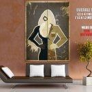 Catwoman Selina Kyle Dc Comics Huge Giant Print Poster