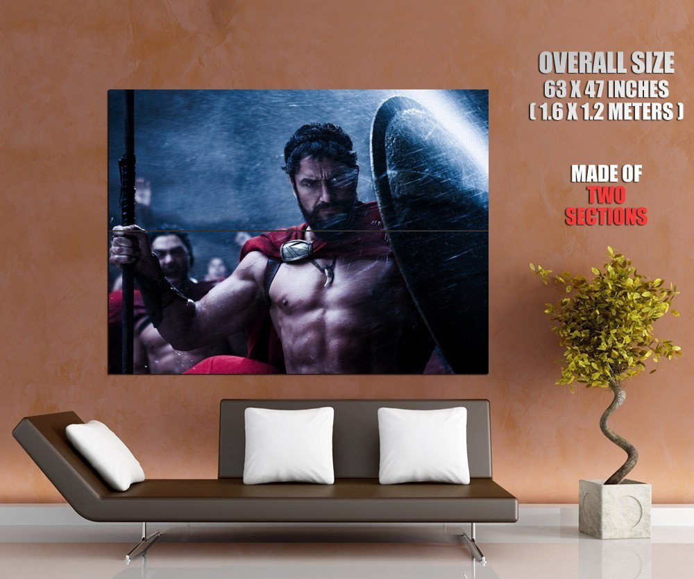 Gerard Butler Movie Drama Thriller Huge Giant Print Poster