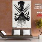 Wolverine Hugh Jackman Movie Fantasy Thriller HUGE GIANT Print POSTER