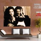 Desperado Antonio Banderas Salma Hayek Movie Huge Giant Print Poster