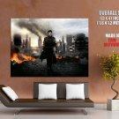 Star Trek Film Benedict Cumberbatch Huge Giant Print Poster