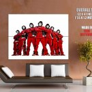 Jabbawockeez Dance Eddie Eddiestyles Huge Giant Print Poster
