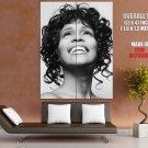 Whitney Houston Actress The Bodyguard Huge Giant Print Poster