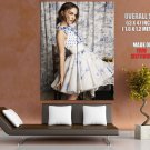 Black Swan Actress Natalie Portman Huge Giant Print Poster