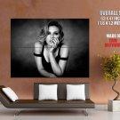 Scarlett Johansson The Avengers Actress Huge Giant Print Poster