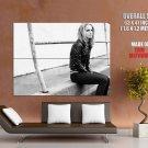 Natalie Portman Actress Leon Huge Giant Print Poster