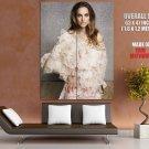 Actress Black Swan Natalie Portman Huge Giant Print Poster