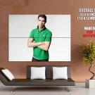 Cristiano Ronaldo Football Sport Real Madrid Huge Giant Print Poster