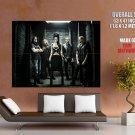 Amy Lynn Singer Gothic Rock Huge Giant Print Poster