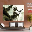 Action Crysis Game Psycho Prophet Huge Giant Print Poster
