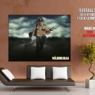 Film The Walking Dead Rick Grimes Andrew Lincoln Huge Giant Print Poster