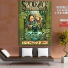 The Spiderwick Chronicles Book Cover Art HUGE GIANT Print Poster