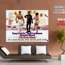 The Great Race Retro Movie Vintage HUGE GIANT Print Poster