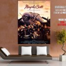 Memphis Belle Movie Vintage HUGE GIANT Print Poster