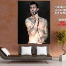 Adam Levine Body Tatoo Hot Pop Music HUGE GIANT Print Poster
