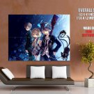 Blue Exorcist Characters Anime Art HUGE GIANT Print Poster