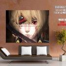 Gintama Okita Sougo Blade Anime Art HUGE GIANT Print Poster