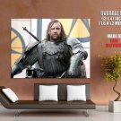 Game Of Thrones The Hound Tv Series Huge Giant Print Poster