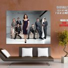 The Good Wife Characters Cast Tv Series Huge Giant Print Poster
