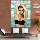 Amber Heard Hot Sexy Actress Huge Giant Print Poster