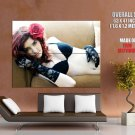 Susan Coffey Hot Model Sexy Bra Huge Giant Print Poster