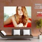 Leanna Decker Hot Model Huge Giant Print Poster