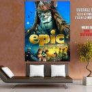 Epic Mandrake Animation 2013 HUGE GIANT Print Poster