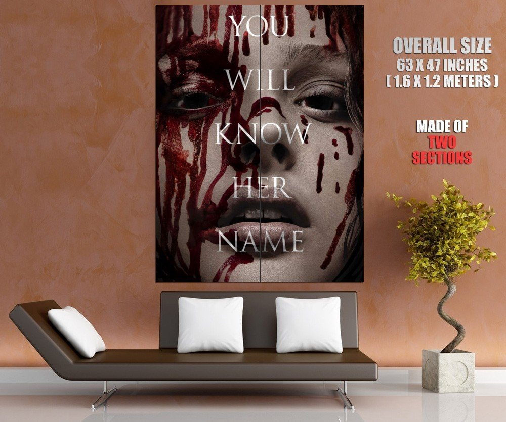 Carrie Movie 2013 Huge Giant Print Poster