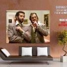 American Hustle Movie 2013 HUGE GIANT Print Poster