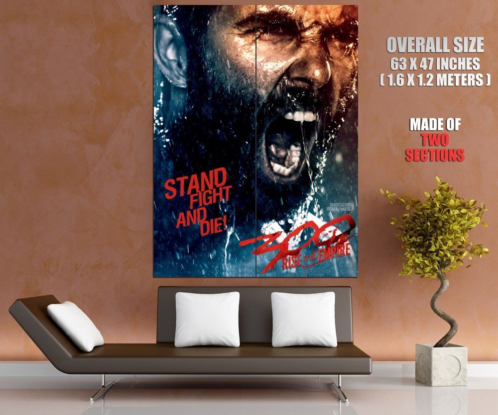 Rise Of An Empire Themistocles Movie HUGE GIANT Print Poster