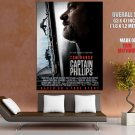Captain Phillips Tom Hanks Movie 2013 HUGE GIANT Print Poster