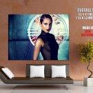 Alicia Keys Music Singer Rn B Hot Huge Giant Print Poster