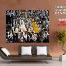 Lebron James Vs Paul George 2013 Playoffs HUGE GIANT Print Poster