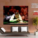 Mark Selby Snooker Sport Huge Giant Print Poster