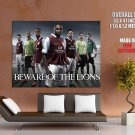 Aston Villa Football Club Soccer Sport HUGE GIANT Print Poster