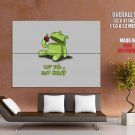 Android Vs Apple Cool Brand Logo HUGE GIANT Print Poster