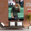 Maria Sharapova Tennis Sport HUGE GIANT Print Poster