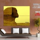 The Great Sphinx Giza Egypt Huge Giant Print Poster