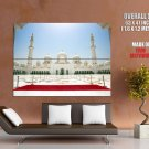 Abu Dhabi United Arab Emirates HUGE GIANT Print Poster